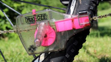 Photo de Essai du nettoyeur de chaine Muc-Off X3 Dirty Chain Machine