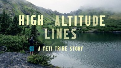 Photo of High Altitude Lines