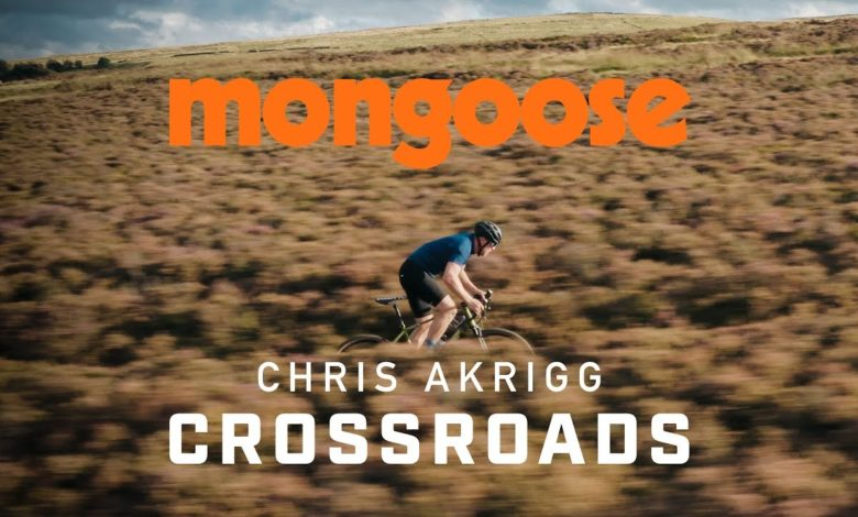 Photo of Chris Akrigg, Crossroads